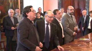 Julio Lacuerda valora el Acuerdo por el Empleo Público 2017